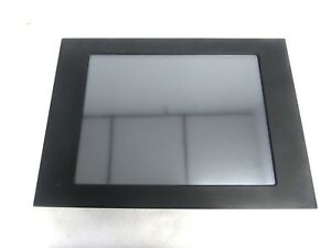 Arista Adm 1515bp 15 Tft Lcd Touch Screen Industrial Display Panel 3y