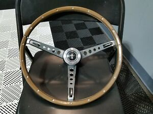 Original 1966 Mustang Sprint Special Steering Wheel