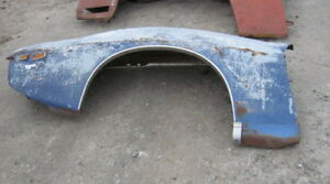 1971 1974 Amc Amx Javelin Oem Used Left Front Fender Ff45