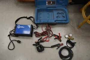 Miller Maxstar 140 Str Stick tig Welder 155 230v W Accessories Free Sh Warranty