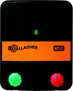 Gallagher M50 Electric Fence Energizer