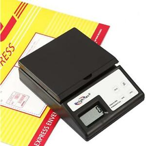 Usps Postal Scales Style 25 Lb X 0 1 Oz Digital Shipping Mailing With Batteries