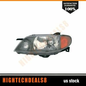 Ma2502120 Driver Side Left Headlight Assembly Fit Mazda Protege 2001 2003