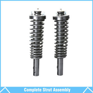 Pair Complete Front Struts Spring Assembly For 96 00 Honda Civic 171291l 171291r