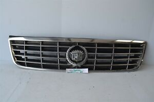 2000 2001 Cadillac Catera Chrome Front Grill Oem Grille 10 Wall3
