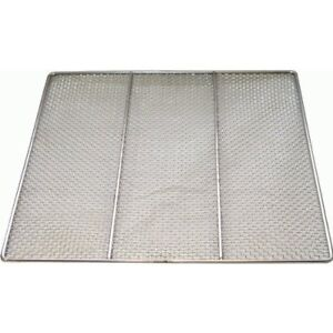 Stainless Steel Donut Frying Screen 23 x23