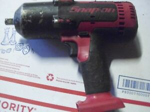 Snap on Ct8850 18v 1 2 Drive Cordless Impact Wrench Sounds Funny