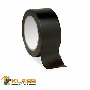 Black Vinyl Marking Tape 2 X 135 45 Yards