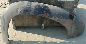 1940 1941 Lincoln Continental Left Rear Fender