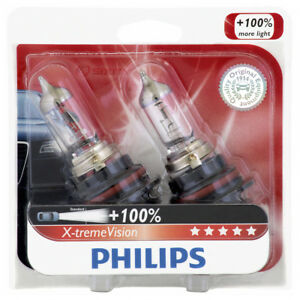 Philips High Low Beam Headlight Light Bulb For Nissan Altima Murano Frontier Oy