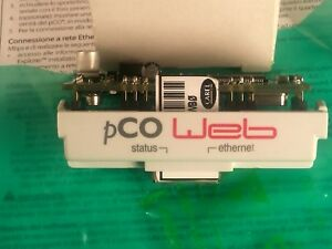 Bacnet Ip And Ethernet Communication Card Pco1000wb0 Manufactured By Carel