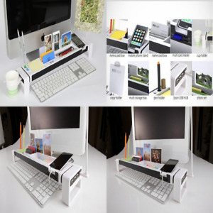 Istick Desktop Organizer Computer Desk Accessories 3 Port Usb Hub Cup Holder Car