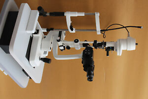 5step Slit Lamp With Applanation Tonometer Ce Certification Withmotorized Table