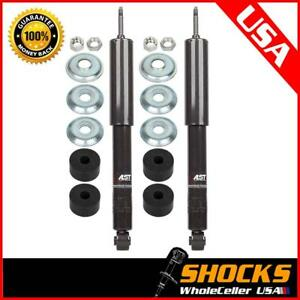 Front Pair Shocks Struts Fits 1970 1974 Dodge Challenger Plymouth Barracuda