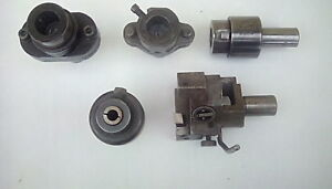 1 Shank Turret Lathe Tooling 5 Piece Set Boyar Schultz R And L W