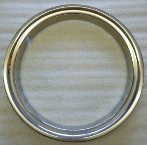 15 Chevrolet Gmc 1500 1 Single Stainless Steel Beauty Ring Trim Ring