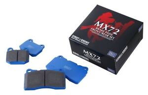 Endless Brake Pads Mx72 F r Set For Nissan 370z Mx72373469 From Japan