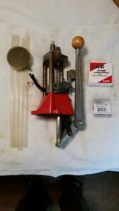 Lee Progressive reloading press 9mm 357 Mag