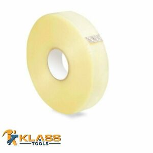 Heavy Duty Clear Packing Tape 2 X 3000 1000 Yards