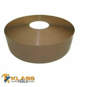 Heavy Duty Tan Packing Tape 2 X 3000 1000 Yards