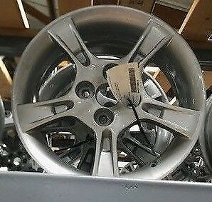 Mazda Protege 2002 2003 Wheel 15x6 Alloy 5 Notched Spokes