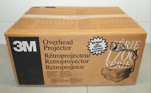 New Nos Vtg 3m Overhead Projector 1720 1700 Series great For Classrooms