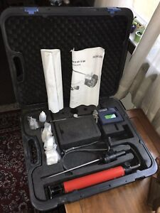 Wohler E 335compact Residential light Commercial Combustion Analyzer Untested