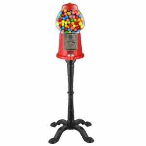 6260 Great Northern 15 Vintage Candy Gumball Machine Bank With Stand Loves