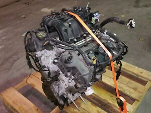 2010 Ford Fusion 3 0l Engine Assembly 117k Miles see Video Vin G 8th Digit