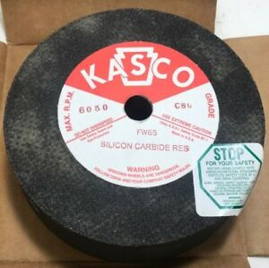 Kasco C80 Silicon Carbide Resinoid Flared Cup 905220 6 X 2 New
