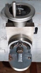 Milling Attachment For A Large Lathe