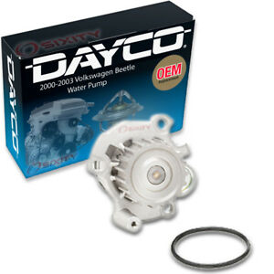 Dayco Water Pump For Volkswagen Beetle 2000 2003 1 9l L4 Engine Tune Up Dk