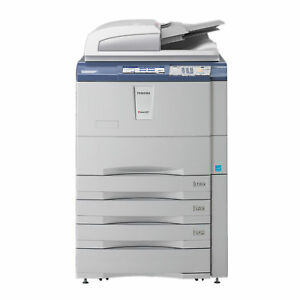 Toshiba E studio 556 A3 High Speed B w Copier Printer