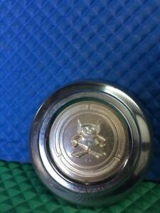1970 S Amc American Motrs Gremlin Chrome Gas Cap Used