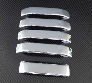 2004 2014 Ford F150 Triple Chrome 4 Door Tailgate Handle Lever Cover Trim Bezel