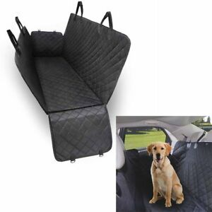 Rear Bench Hammock Pet Dog Car Seat Cover Car Suv Back Seat Protector Waterproof