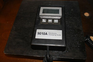 9010a Electronic Refrigerant Charging Scale