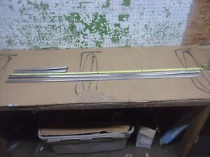 Old Vintage Fender Door Molding 1940 S Gm Chevy Ford Dodge Plymouth Rat Rod Oem