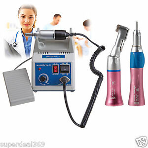 Dental Lab Marathon Electric Micromotor N3 2 coloful Low Speed Handpieces R rx
