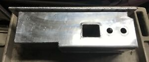 Big Block Chrysler Mopar Aluminum Oil Pan Pass Thru Steering Drag Race Hot Rod