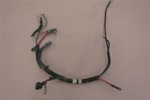 Alternator Battery Cable Wiring Harness 2 5l Jeep Wrangler Tj 2001 2002