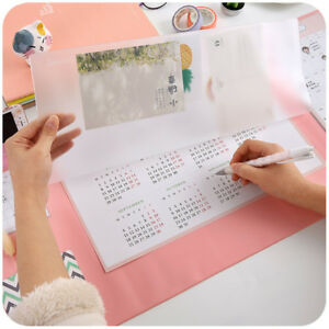 Planner Desk Calendar Scheduler Agenda Organizer Writing Pads Multi Functional