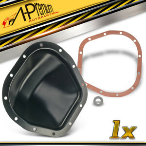 Rear Differential Cover W 10 25 Ring Gear For Lincoln Mark Lt Ford F 150 F 250