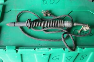 Vintage General Electric Soldering Iron Type I 9