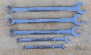 Craftsman Usa 47858 3 4 12 point Combination Speed Wrench 47857 Lot