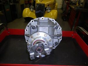 9 Inch Ford Aluminum Thru Bolt Centersection With Spool