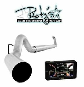 Mads Smarty Touch Tuner 5 Exhaust For 2003 2004 Dodge Ram 5 9l Cummins Diesel
