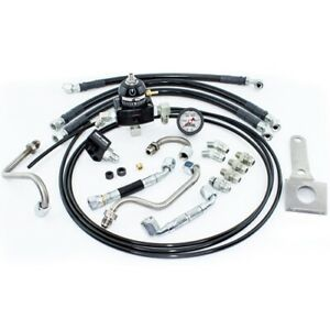 Driven Diesel Standard Regulated Return Fuel System 99 03 Ford 7 3l Powerstroke