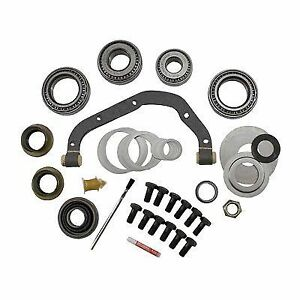 Yukon Gear Axle Master Overhaul Kit For 1998 Ford W Dana Spicer 80 Axle