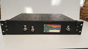Fsy Microwave Filter Sub 80221 Rack Mount Dc0044 30khz To 40ghz P